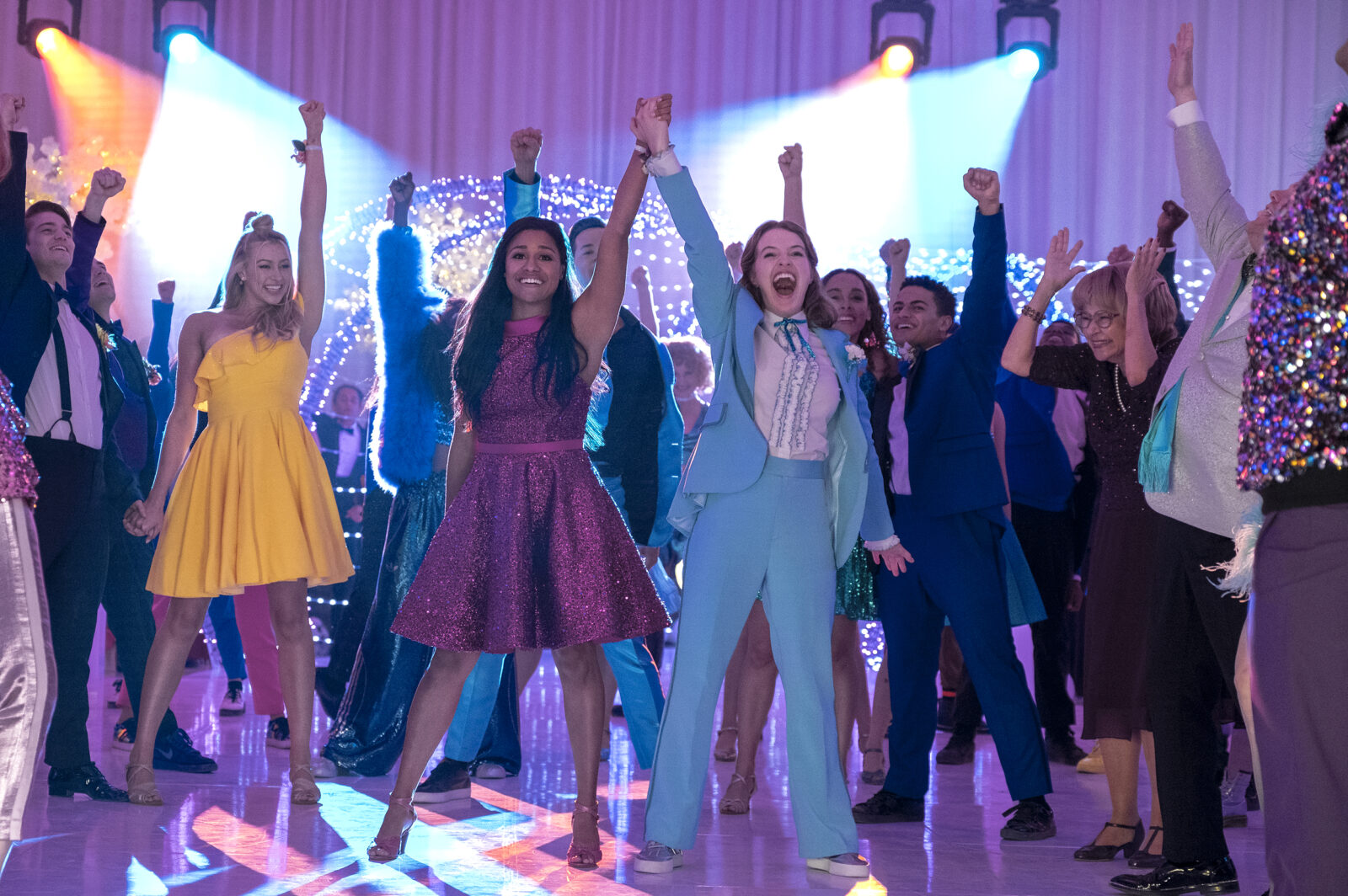 """Image from """"The Prom"""". Courtesy of Netflix"""
